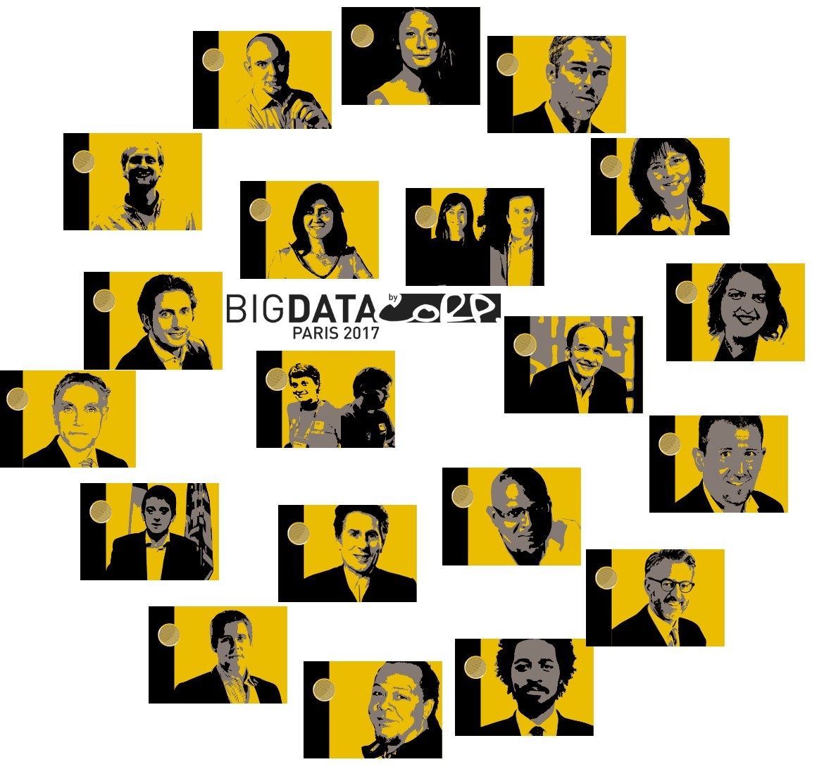 Des interviews à découvrir sur Big Data Paris