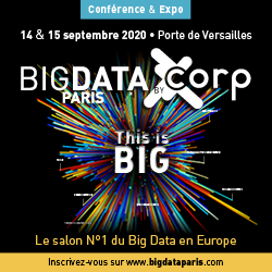 This is BIG – Big Data Paris – 14 & 15 septembre 2020